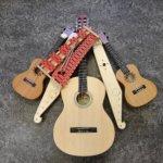Kirjastosta saa nyt lainaan myös kitaran, kanteleen tai kellopelin