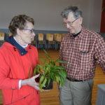 """""""Reiällinen ruukku, pimeänä aikana ei saa lannoittaa, jos kasvilla ei ole lisävaloa""""– Orkideatohtori ohjeisti Paula Norokorpea ja muita harrastajia"""