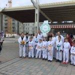 Länkyn Taekwondo on nyt tähtiseura – tähtiseuramerkki luovutettiin Länkylle kulttuuri- ja hyvinvointitorilla