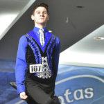 Nopeita askelkuvioita, iskuja ja hyppyjä – irlantilaisen tanssin maailmanmestari odottaa innolla matkaa Suomeen ja Kangasalle