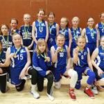Raumalaiset tuulettelivat etukäteen helppoa vastusta – Luja-Lukon minitytöt huuhtoivat kultaa II divisioonassa