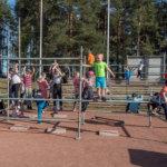Parkouria Pälkäneellä Kuva: Hannu Söderholm