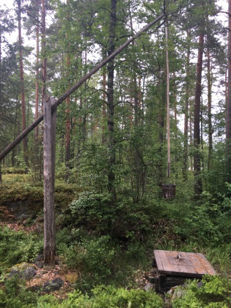 Mikkelinmäki. Kuva: Mikael Saarnisto