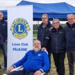 Juha Mieto vauhditti pälkäneläisten sinapin myyntiä Jukolassa