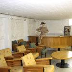 Meijeriin on rakennettu  jamihuone, jonne Aitoon muusikkoyhteisö pääsee kokoontumaan.