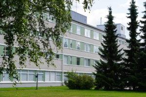Kaivannon sairaala on edelleen myynnissä.