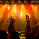 Greenrose Faire esiintyi juhlatalossa sunnuntaina. Kuva: Eero Mäki-Mantila