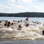 Kukkia Triathlon peruttiin tulevalta kesältä – seuraavan kerran Kukkia-järven ympäristössä kisataan ensi vuonna