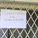 """Vajoavan Onkkaalanrivin viimeiset asukkaat häädettiin uhkasakoilla – Antti Kallio jätti Pälkäneen: """"Taitaa olla lopullinen evakkoreissu"""""""