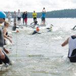 Triathlonisteilla on tulevana lauantaina hikiset oltavat – Kukkia Triathlonin järjestäjät huolehtivat, että juotavaa varmasti riittää