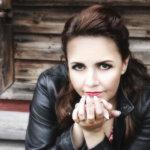 Johanna Debreczeni konsertoi Luopioisten kirkossa