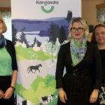 Kangasala-kuosi pääsee uuteen käyttöön: Taito Pirkanmaan tuotteet myyntiin syksyllä
