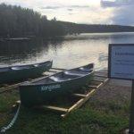 Kaupunkikanooteilla pääsee melomaan maksutta – lainattavia kanootteja löytyy Kaivannosta ja Liutusta