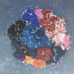 Värit saavat muotonsa luonnosta – Liisa Knuutin maalauksia elokuun ajan Arkissa