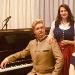 Niilo Rantala konsertoi Sahalahden kirkossa