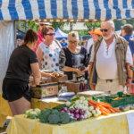 Rautajärven markkinat keräsivät väkeä