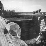Rauta-ajan kuvia Pytingin kahvilassa – Perttu Pohjanperän arkiston kuvista aukeaa, miten rakentui kotimaisen tv-tuotannon kalleimmaksi arvioitu teos
