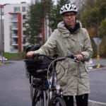 Vähemmän tuskallista vääntöä – sähköpyörä helpotti työmatkapyöräilijän arkea