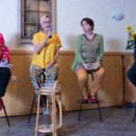 """"""" Tulevaisuuden lukutaito on myös fiilisten ja tunteiden tunnistamista"""" – kirjafestareiden panelistit pohtivat lukutaidon tulevaisuutta"""