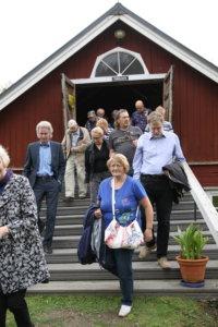 Medelplan-näytelmä täytti Rönnvikin vintin.