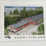 Uudistunut Vehoniemi komeilee postimerkissä
