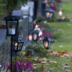 Testamenttivaroja vähävaraisten ja hautausmaan hoitoon