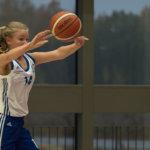 Luja-Lukon 14-vuotiaat koripallotytöt olivat voitokkaina