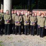 Luopioisten maanpuolustusjuhlaa vietetään Aitoon Honkalassa