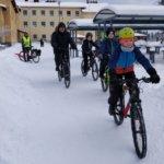 Kangasala sai rahoitusta koululaisten talvipyöräilyn edistämiseen