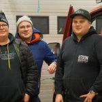 Luopioisten Kirkonkylä sai oman paloauton ainutlaatuisen yhteistyön avulla – Rego-halli on nyt myös paloasema