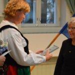 Helka Lumijärvelle Sahalahti-palkinto