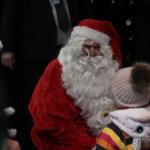 Joulukausi avattiin Kangasallakin – katso kuvat