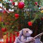 Pytingin joulumyyjäisissä pääsee joulun tunnelmaan