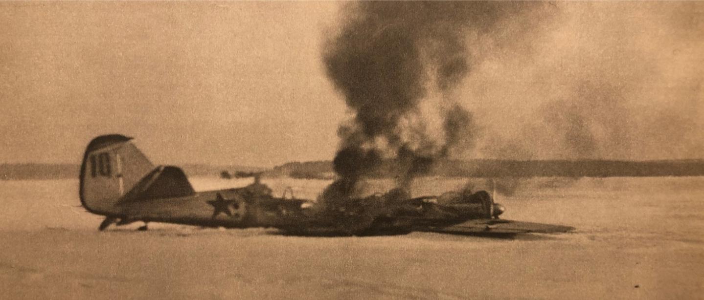 80 vuotta sitten Pälkäneelle putosi Neuvostoliiton pommikone ...