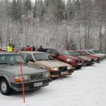 Volvo-harrastajat kokoontuvat Mobiliaan