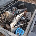 Kansikantien jätepisteelle on jätetty toistuvasti sinne kuulumattomia esineitä – piste poistetaan käytöstä ensi kuussa