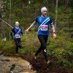 Kura roiskui poluilla – Himos Winter Trail -polkujuoksukisa oli suunnistajien heiniä