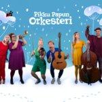 Pikku Papun Orkesteri hurmaa Kangasalla 5. helmikuuta. Konsertti alkaa kello 18.30.