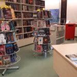 Kirjastojen palautusluukut otetaan taas käyttöön maanantaina