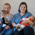 Vuoden varrelta, Vimmu: Vuoden ensimmäinen pälkäneläinen tuli maailmaan kovalla vauhdilla – vauva oli ensimmäinen Vimmun alueelle syntynyt tyttö yli 30 vuoteen