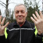 Älysormus voi jopa pelastaa terveyden – suunnistajan käyttämä sormus alkoi yhtäkkiä ilmoittaa aivan uudenlaisia lukemia