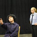Pikkuteatterin nuorten näytelmä menestyi nuorisoteatterifestivaalilla