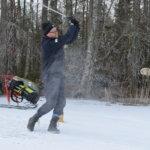 """""""Nyt on ihannekeli golffaamista ajatellen"""" – jäinen monitoimiareena liikuttaa harrastajia"""