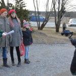 Kangasalan päättäjät saavat videoterveiset Vilpeilästä