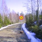 Metsäkeskus kehottaa seuraamaan yksityisteiden kelirikon etenemistä
