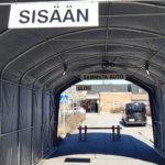 Kangasalan keskusterveysasemalla aloittaa drive in -näytteenottopiste
