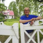 Panu Rajalan Runebergin elämäkerrasta jo toinen painos, kirjailija työstää uutuusteoksestaan näytelmän