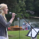 """""""Lukioaika opetti minulle, mitä haluan tehdä elämässäni ja musiikillisesti"""" – Luopioisten kanteletar Eveliina Virtanen valmistui musiikkilinjalta"""