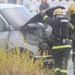 Pälkäneellä ja Kangasalla parikymmentä tapausta vuodessa– miten pitäisi toimia, jos auto syttyy tuleen?