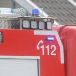 Palokunta pelasti jäätyneestä henkilönostimesta